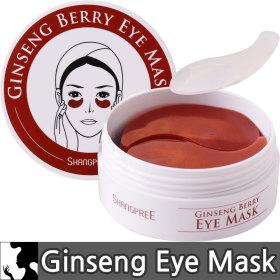 Shangpree Ginseng Berry Eye Mask 60sheets