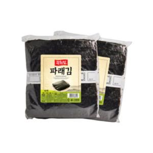 [광천김]광천김 파래김 생김 200매(150g+150g)