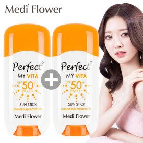 퍼펙트 마이 비타 선스틱/선크림 1+1 2개/자외선차단
