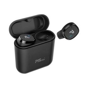 Seamless bluetooth earphone PISnet FreeSlim Black