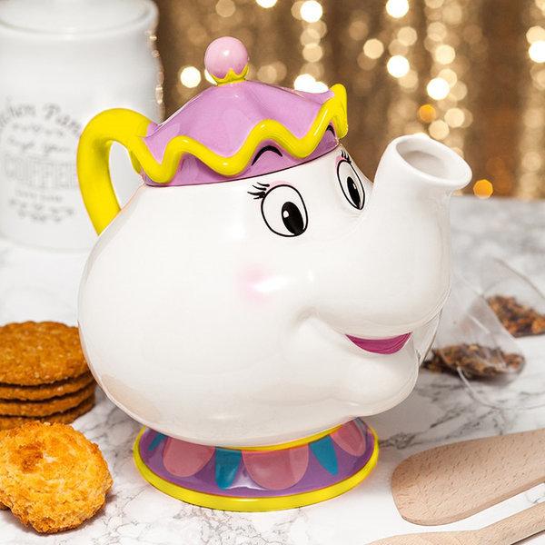 영국 팔라돈정품  디즈니 미녀와야수 미세스 팟부인 상품이미지
