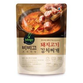(묶음할인)CJ_비비고돼지고기김치찌개_460G