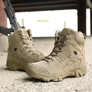 남성 워커 사막화 전투화 군화 작전화 등산화 MF1750