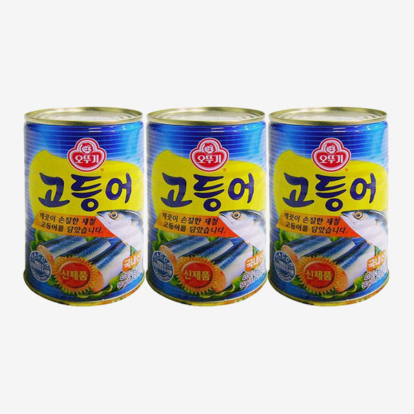 오뚜기 고등어통조림400g x 24개입(1박스)/무료배송 상품이미지