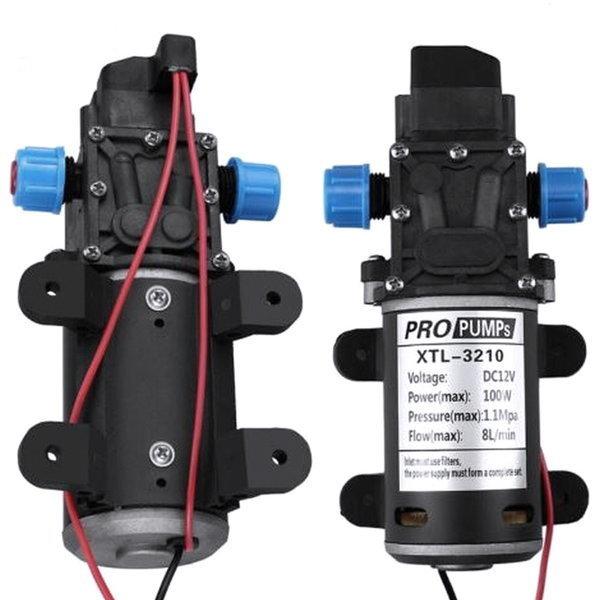 프로 DC12V 100W 다이아프램 펌프 XTL-3210 워터펌프 상품이미지