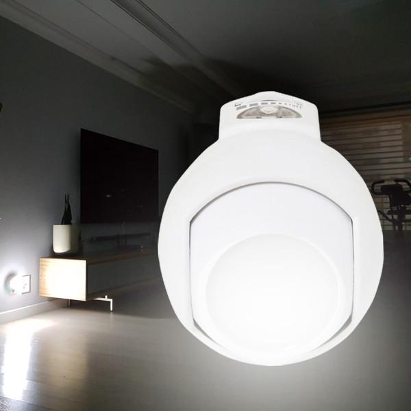 이로홈 LED 취침등 센서등 터치등 침실등 A형 회전형 상품이미지