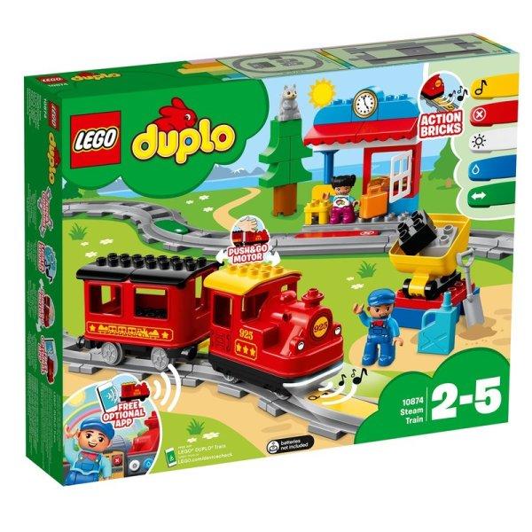 (행사상품)레고 증기기관차 10874 듀플로 상품이미지