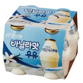 빙그레_단지우유한정판_240mlx4