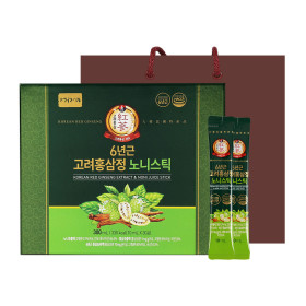 6-Year-Old Korean Red Ginseng Extract Noni stick red ginseng stick Red Ginseng