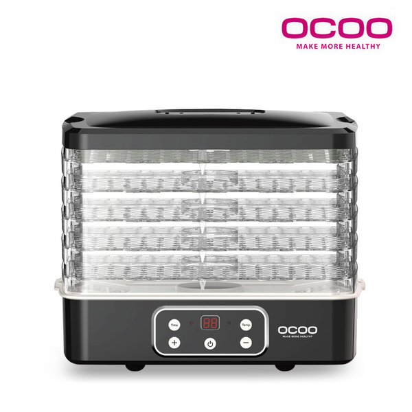 5단 디지털 식품건조기 프로 OCS-D500 온도조절 상품이미지