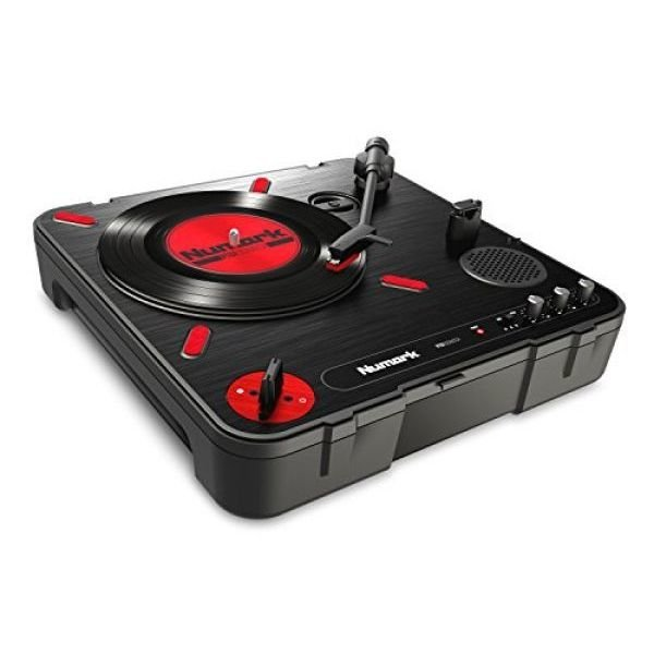 Numark PT01 Scratch Portable DJ Turntable 상품이미지