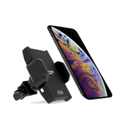 TWOHIM Optiums automatic car high speed wireless charging holder