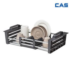카스 알루미늄 슬라이딩 식기건조대 62cm크기조정