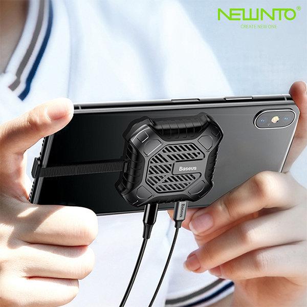 베이어스 스마트폰 충전쿨링팬 일체형 IOS 오디오 상품이미지
