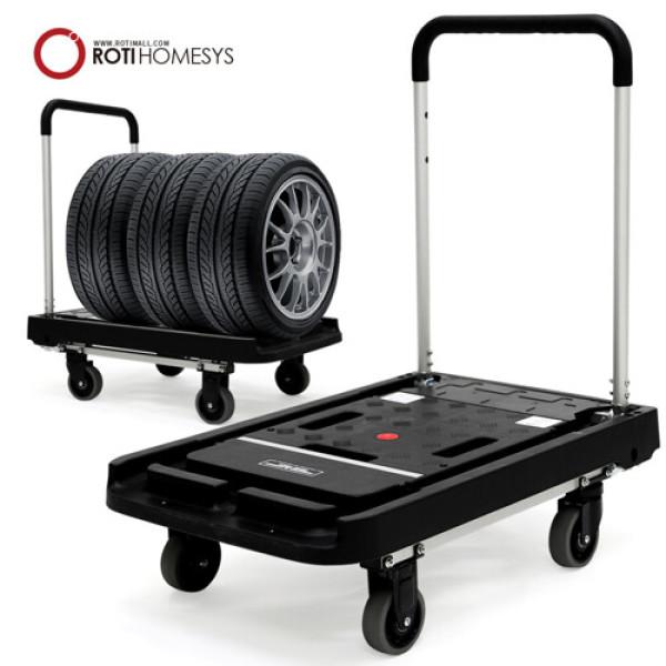 (AK몰)(로티홈시스)(로티홈시스) 바퀴 접이식 플랫폼 핸드카트 몬스터 상품이미지