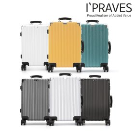 [아이프라브] 수납특허제품 고급 알루미늄 프레임 20 기내용캐리어 여행용캐리어 여행가방 MK-910120