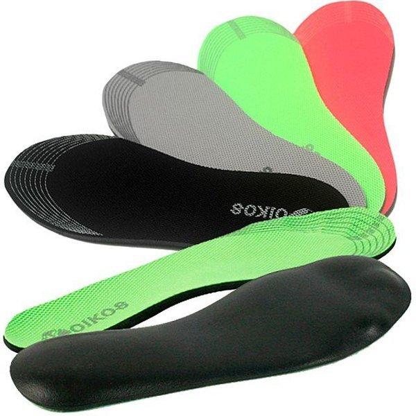발 체형에 따라 성형되는 기능성깔창 3DINSOL 운동 상품이미지