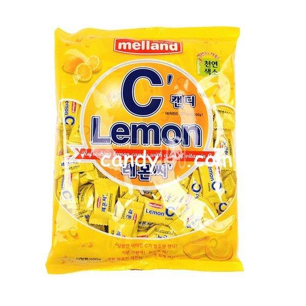 레몬씨 캔디 비타민 사탕 600g 상품이미지