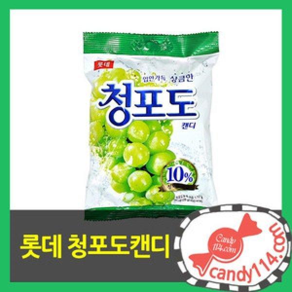 청포도 캔디 298g+25g (323g) 상품이미지
