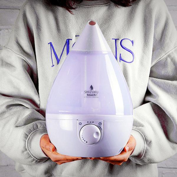 물방울 대용량 초음파가습기 무드등 JSS-12201 화이트 상품이미지