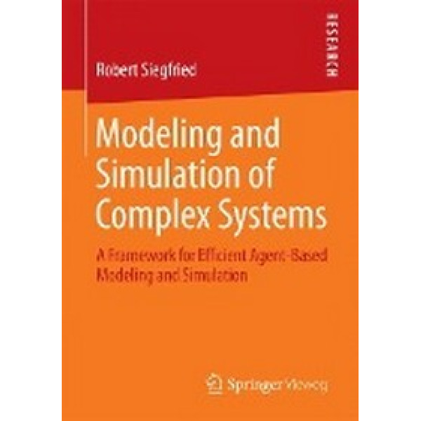 Modeling and Simulation of Complex Systems 상품이미지
