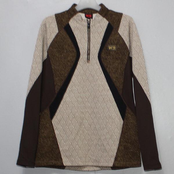 K2 여성 추동 반집업 티셔츠/ 실측90/몽땅구제 상품이미지