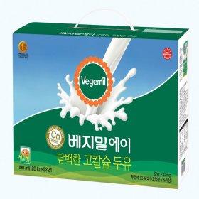 정식품_베지밀담백한고칼슘A_190MLx24
