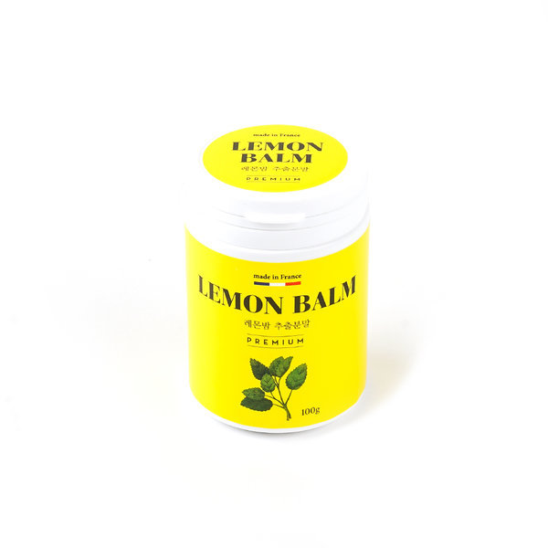 프랑스 레몬밤 추출분말 100g (몽키즈레몬밤) 상품이미지