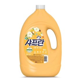 (행사상품)LG생활건강_샤프란로맨틱코튼용기_3L