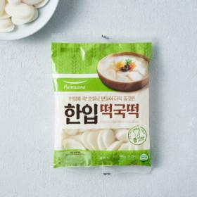 풀무원 한입떡국떡 400G