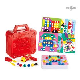 리틀파워 드릴 놀이 가방 / 소근육이 발달 집중령 창의력 향상