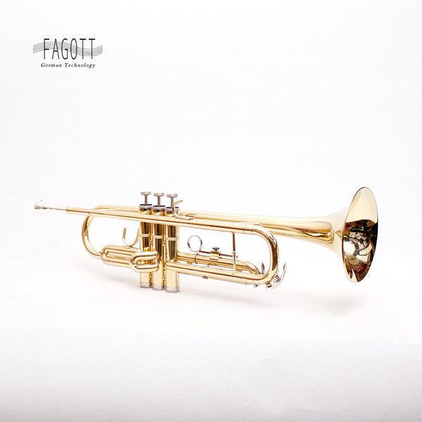 저먼파고트 입문용 Bb트럼펫 TP-301 금관악기 연습용 상품이미지