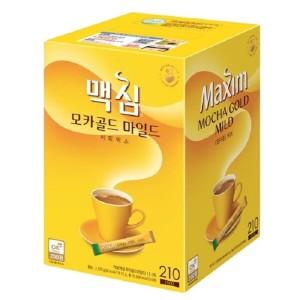[맥심]맥심 모카골드 커피믹스 210T