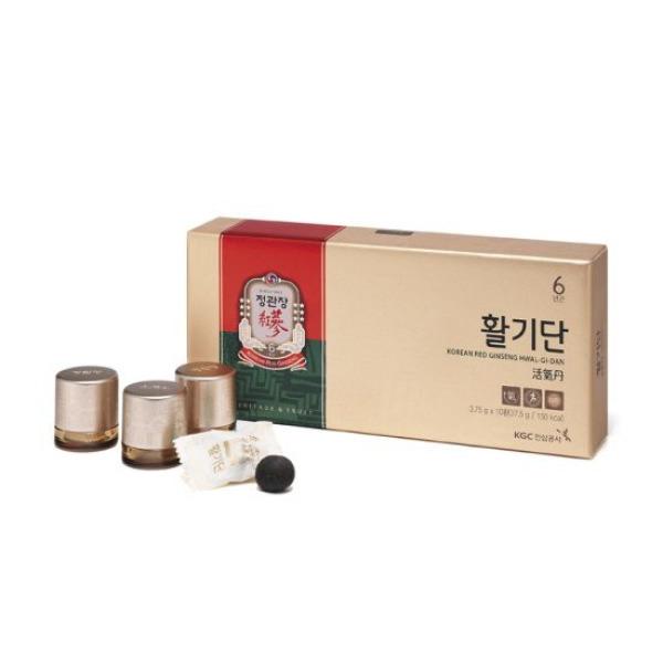 정관장 활기단 3.75gx10환/1박스 상품이미지