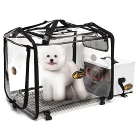 펫 애견 강아지 고양이 드라이룸 중형아쿠아 디럭스
