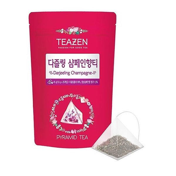 티젠 다즐링 샴페인향티 티백 25T 상품이미지