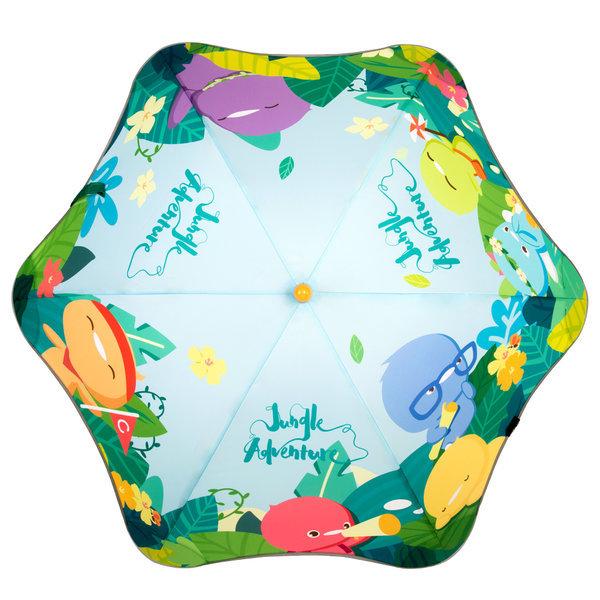 마이펀 어린이우산 양산겸용 고급아동우산 / 정글 상품이미지