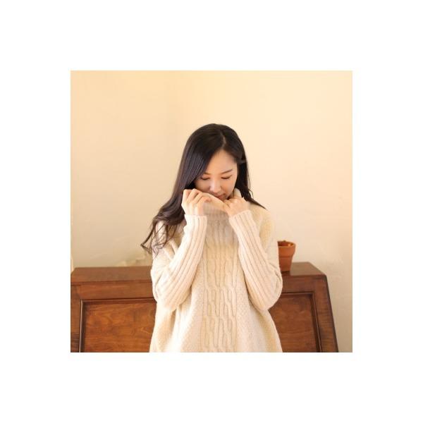 탐탐 목폴라 소프트 스웨터 상품이미지