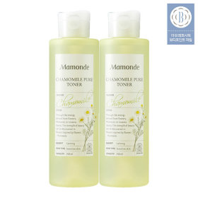 [Mamonde] Chamomile Pure Toner 250mlX2/Skin