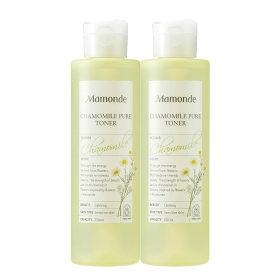 Chamomile Pure Toner 250ml Skin Toner Basic Care X2