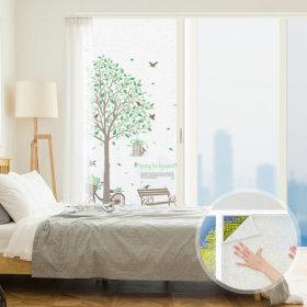 미세먼지 필터 꽃가루/황사차단 창문 방충망 숲속향기
