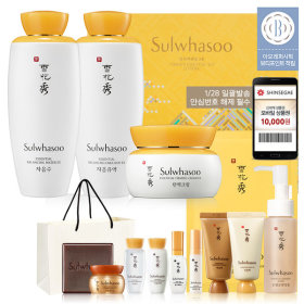 Sulwhasoo Firming Essential 3-item + Department store 10,000won gift certificate