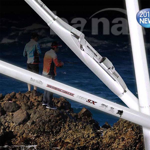 바낙스 바다 갯바위 낚시대 카고 원투 릴대 찌낚시대 상품이미지