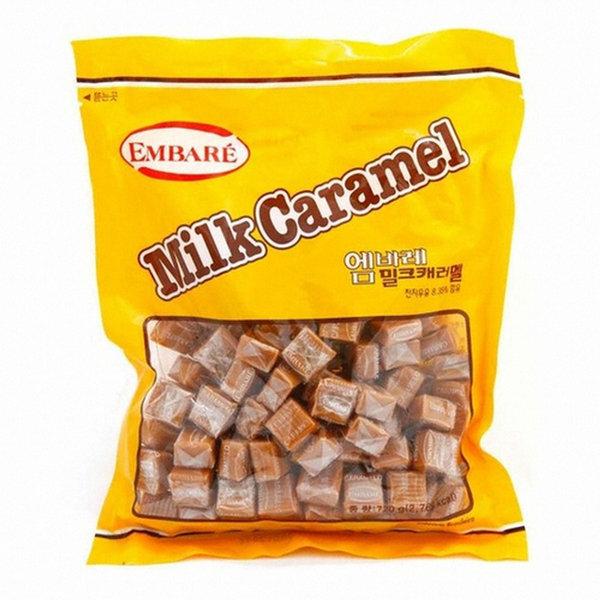 엠바레 밀크카라멜 720g / 캔디 과자 간식 상품이미지