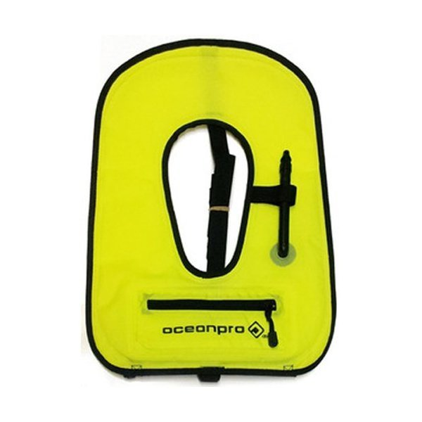 해외쇼핑/Ocean Pro Snorkeling Inflatable Adjustable Vest with Pocket  Snorkel Vest  Snorkeling Vest 상품이미지