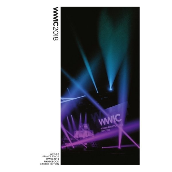 (한정판 포토북) 위너 (Winner) - Winner Private Stage WWIC 2018 Photobook 상품이미지