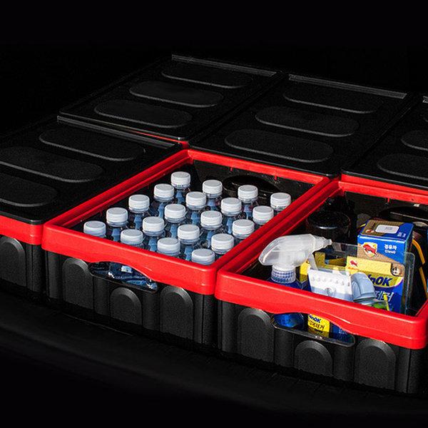 킨톤 트렁크정리함 접이식 하드케이스 M 30L 상품이미지