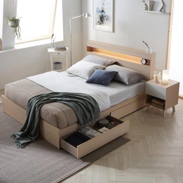 에몬스 클레어 에디션 침대 슈퍼싱글(SS) 상품이미지