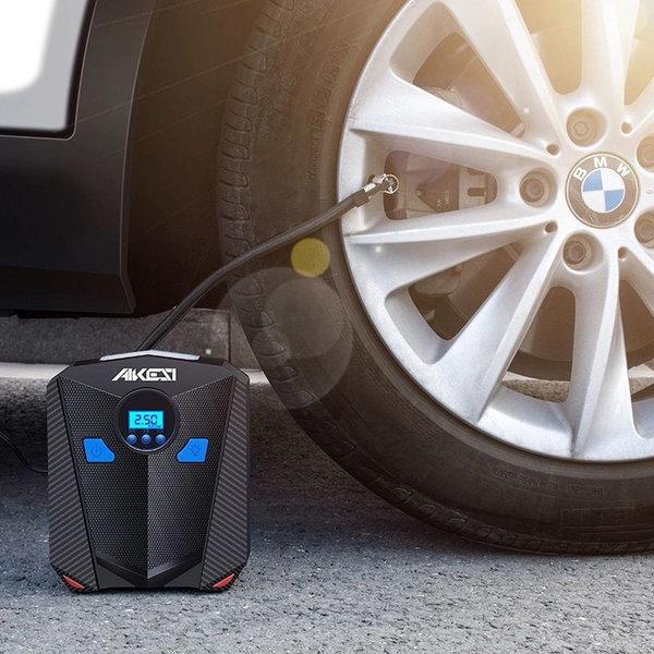 타이어 공기주입기/차량용 에어펌프/자동차 공기펌프 상품이미지
