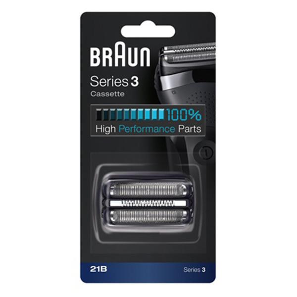 브라운 21B/전기면도기날+망/시리즈3 상품이미지